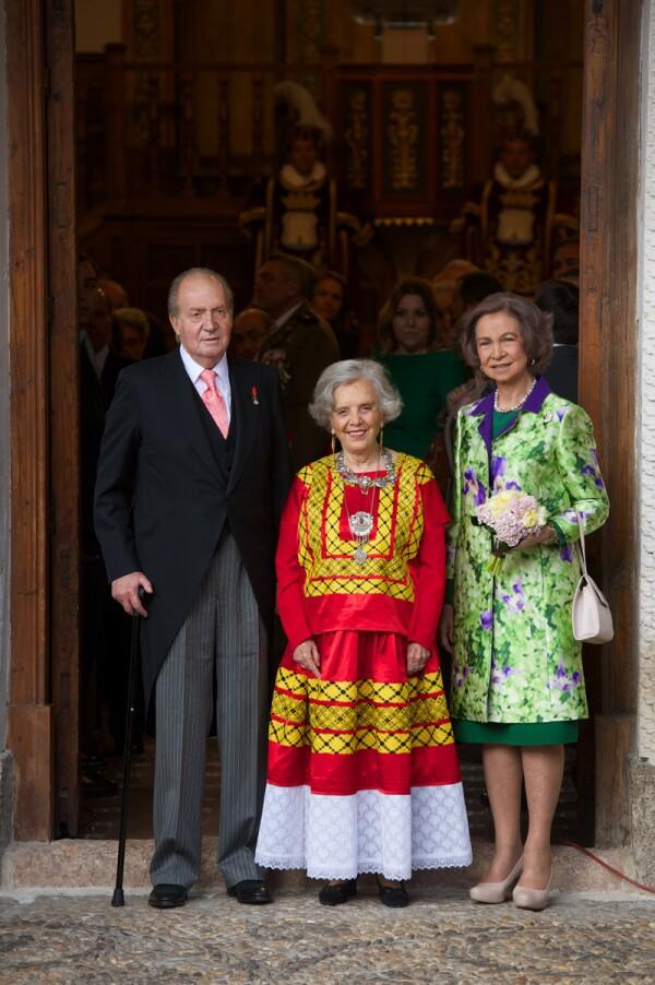 Spanish Royals Attend Cervantes Awards Ceremony 2014