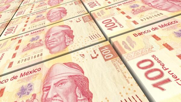 100 pesos mexicanos