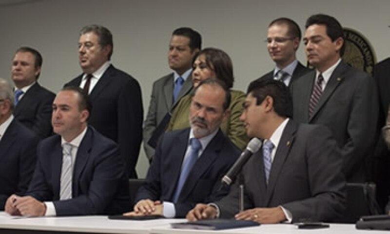 La iniciativa energética del PAN prevé inversiones por hasta 30,000 mdd al año.(Foto: Cuartoscuro)