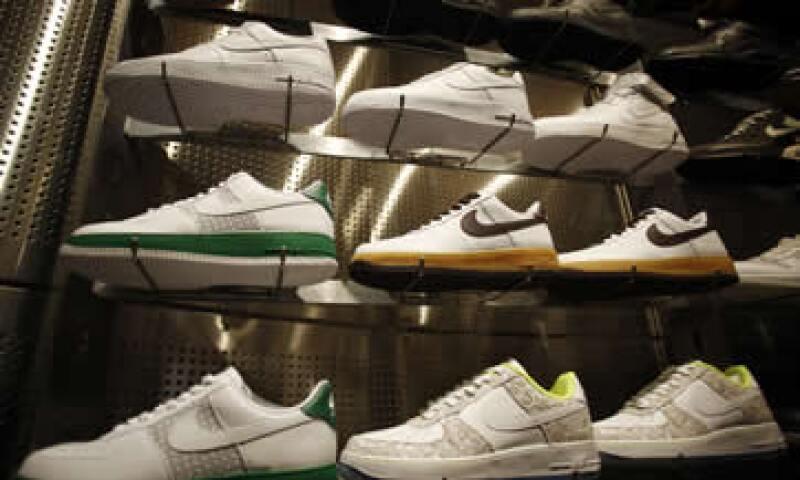 El negocio de Nike en China alcanzó recientemente los 2,000 millones de dólares en ingresos anuales. (Foto: AP)