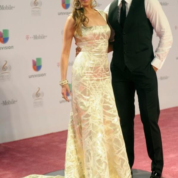 Lourdes Stephen y Gabriel Soto.