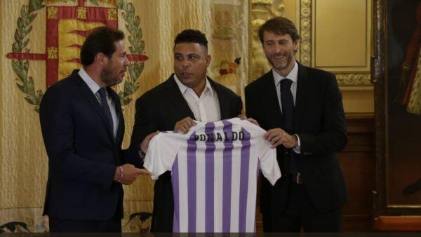 Ronaldo y Real Valladolid