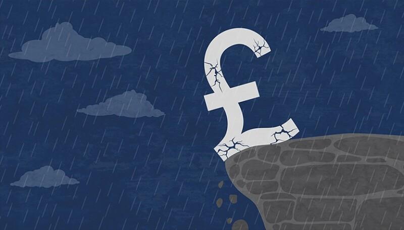 La sorpresiva decisión de dejar el bloqueo europeo golpeó a los bancos británicos en los mercados globales.
