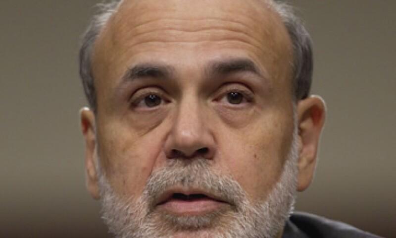 Los senadores demócratas tuvieron una reunión a puertas cerradas con Ben Bernanke. (Foto: AP)