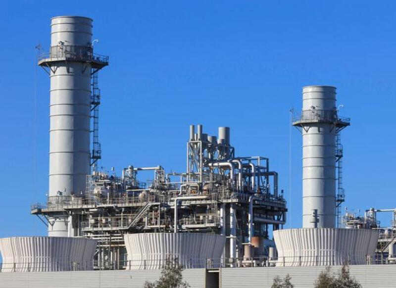 Termoelectrica de gas