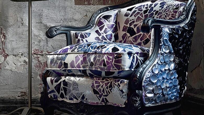 Una de las especialidades de estas 'concept stores' son los muebles antiguos, además de restaurarlos, venden un diseño único en el que, intervienen artistas contemporáneos.