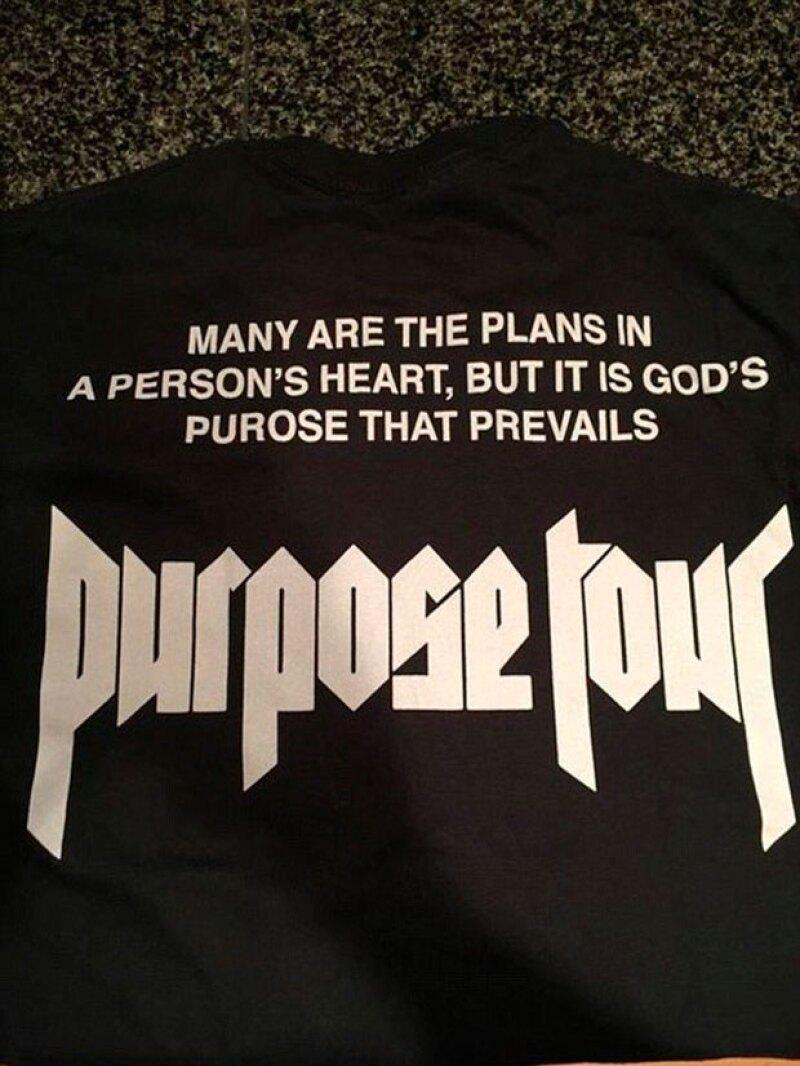 Los fans tendrán una nueva t-shirt muy pronto.