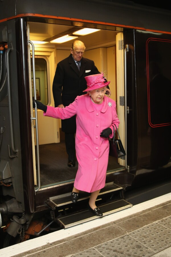 The Queen And The Duke Of Edinburgh Visit Birmingham