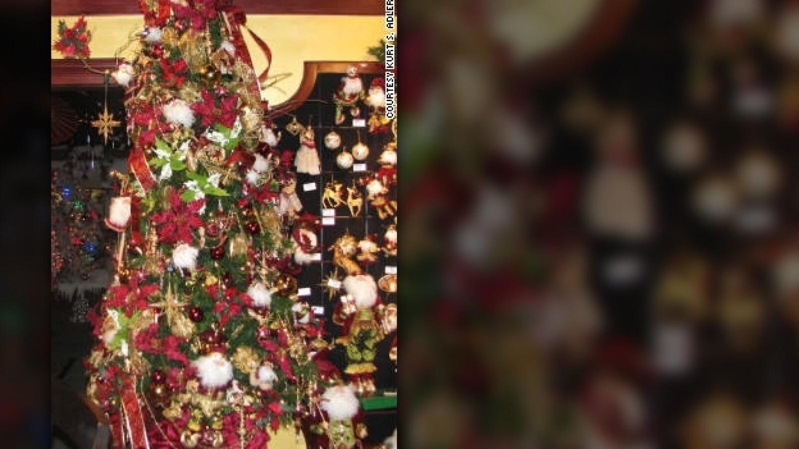 Arboles navidad decoracion navidenos christmas trees esferas fiestas adler