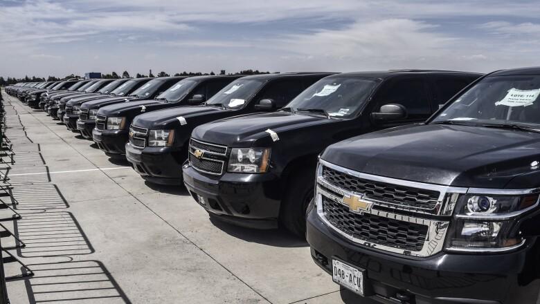 Camionetas a la venta