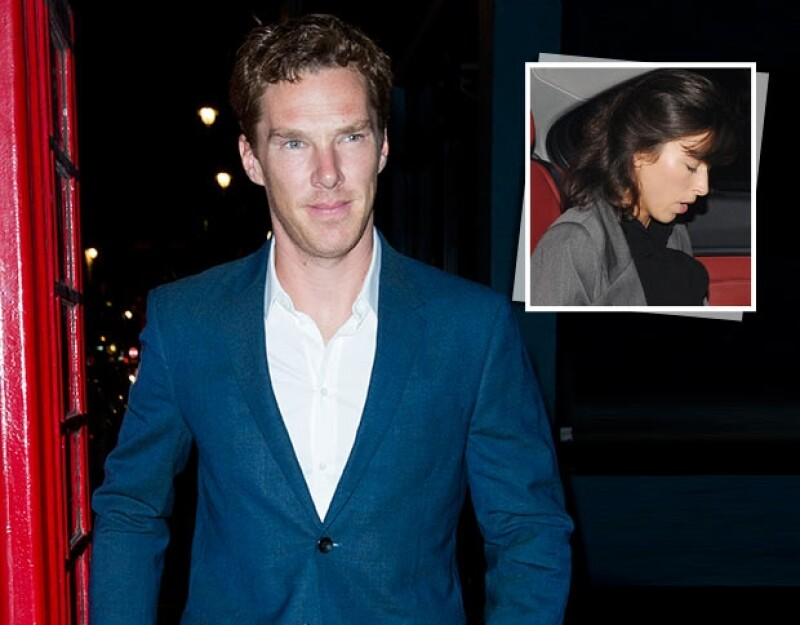 El actor ha anunciado en la sección de anunciosdel diario británico su compromiso con Sophie Hunter.