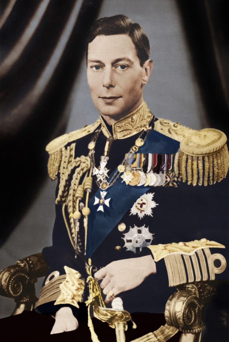 His Majesty King George Vi, C1936