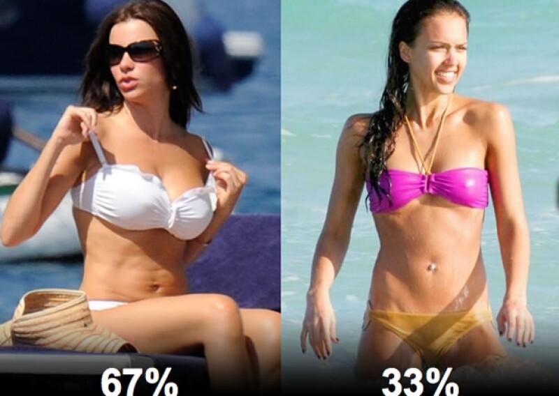 Todas se ven espectaculares en bikini, pero sólo una puede ganar. Todo depende de tu voto, no olvides hacerlo cada día para que tu favorita sea la vencedora.