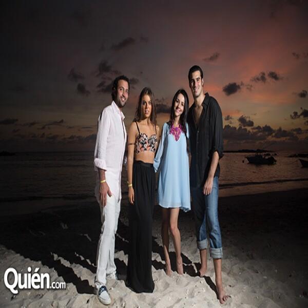 Daniel Cohen,Yael Sandler,Chantal Torres,Miguel Torruco