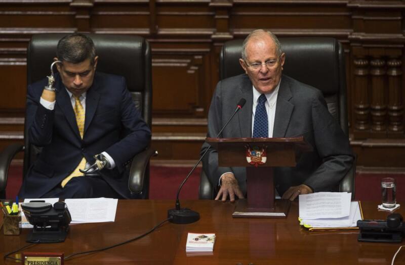 """""""No soy corrupto y no he mentido"""", declara presidente de Perú por caso Odebrecht"""