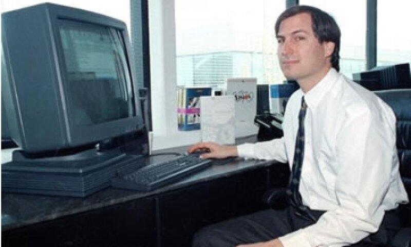 El FBI indagó a Steve Jobs cuando éste presidía NeXT. (Foto: AP)