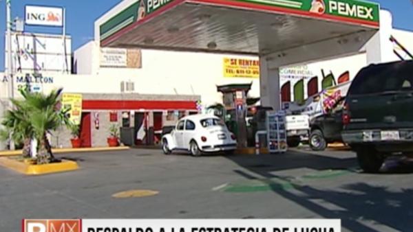 El FMI y Banxico respaldan la estrategia de lucha contra el robo de combustible