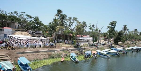 La Antigua en Veracruz