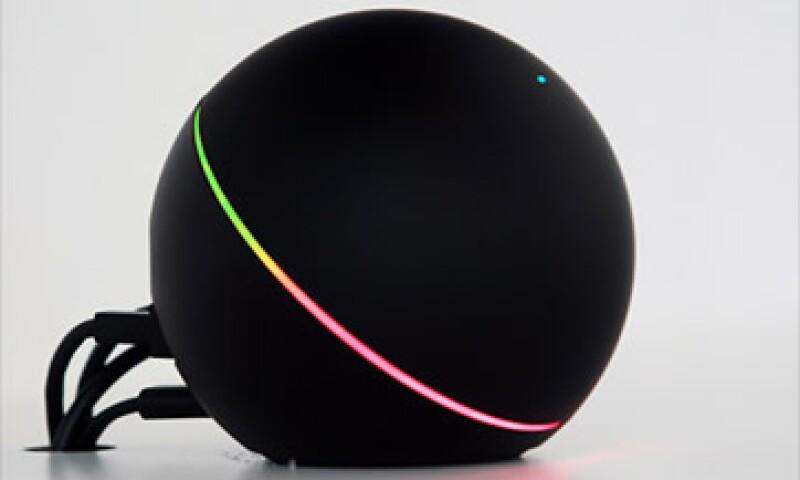 Nexus Q fue criticado en los medios por su alto costo y escasas funciones.  (Foto: Cortesía CNNMoney)