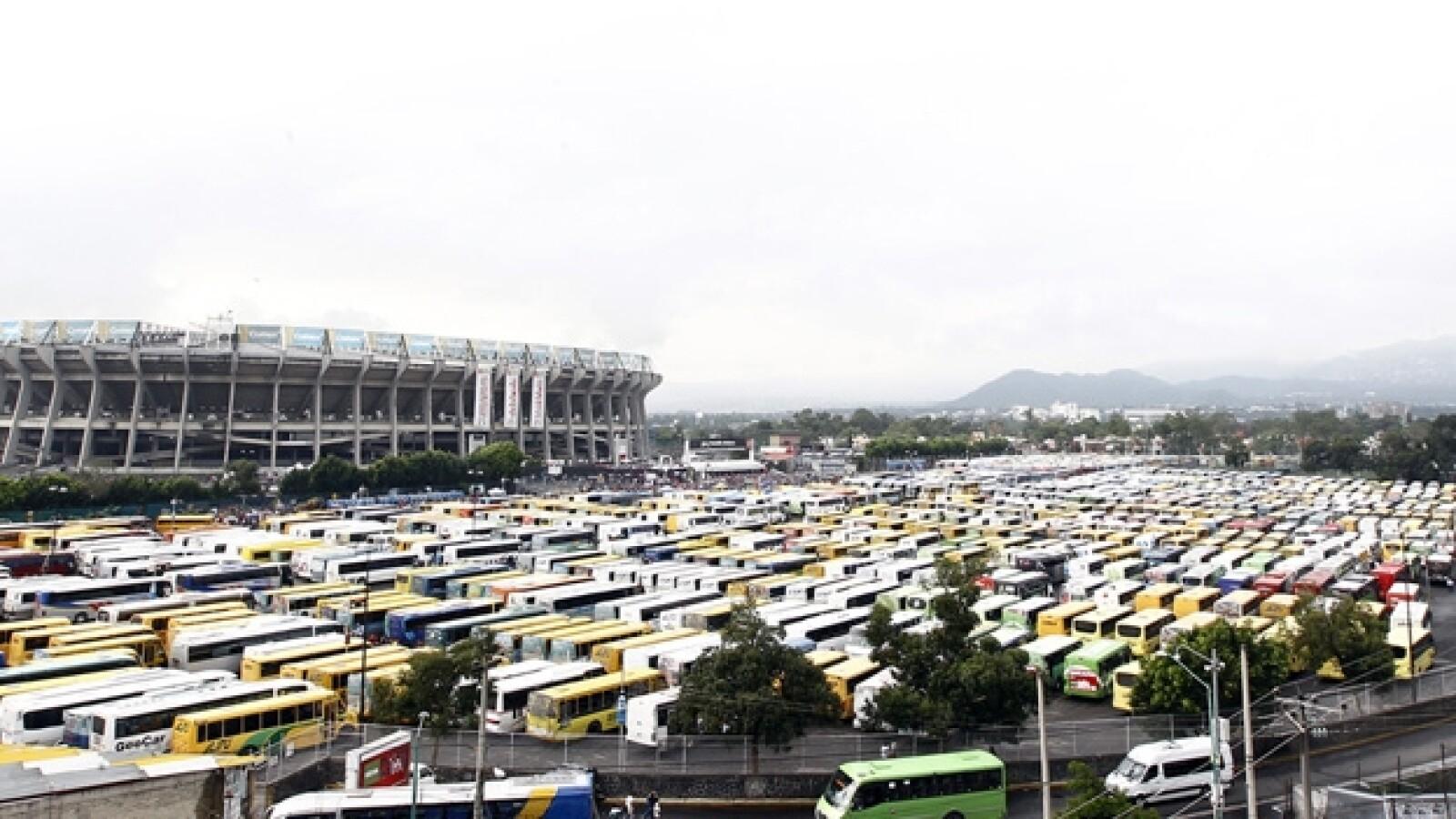 Peña Nieto Estadio Azteca 11