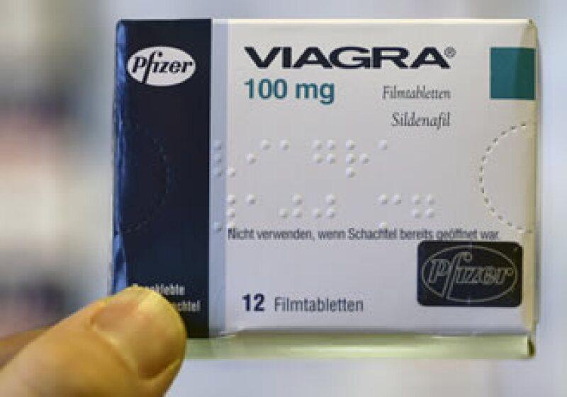 Pfizer dijo que vende 3 millones de tabletas de Viagra al año en México. (Foto: AP)