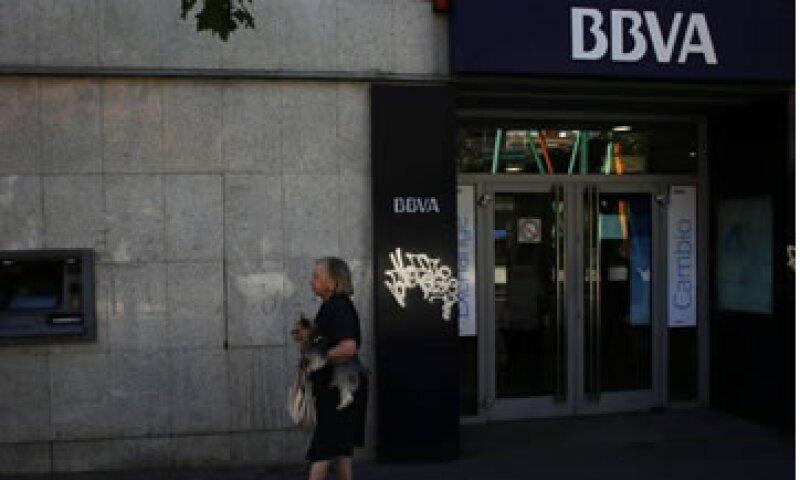 En México, el beneficio semestral del banco creció 2.3% a 876 millones de euros. (Foto: Reuters)