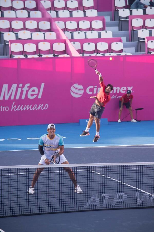 Semifinales Abierto Los Cabos