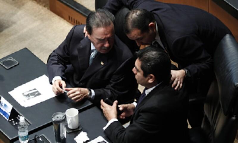La Ley aduanera se aprobó por 109 votos a favor, cuatro en contra y tres abstenciones. (Foto: Cuartoscuro)