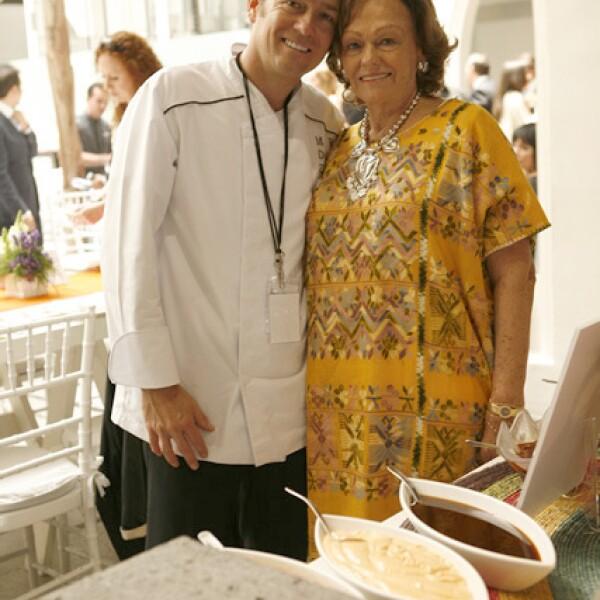 Eduardo y Susana Palazuelos