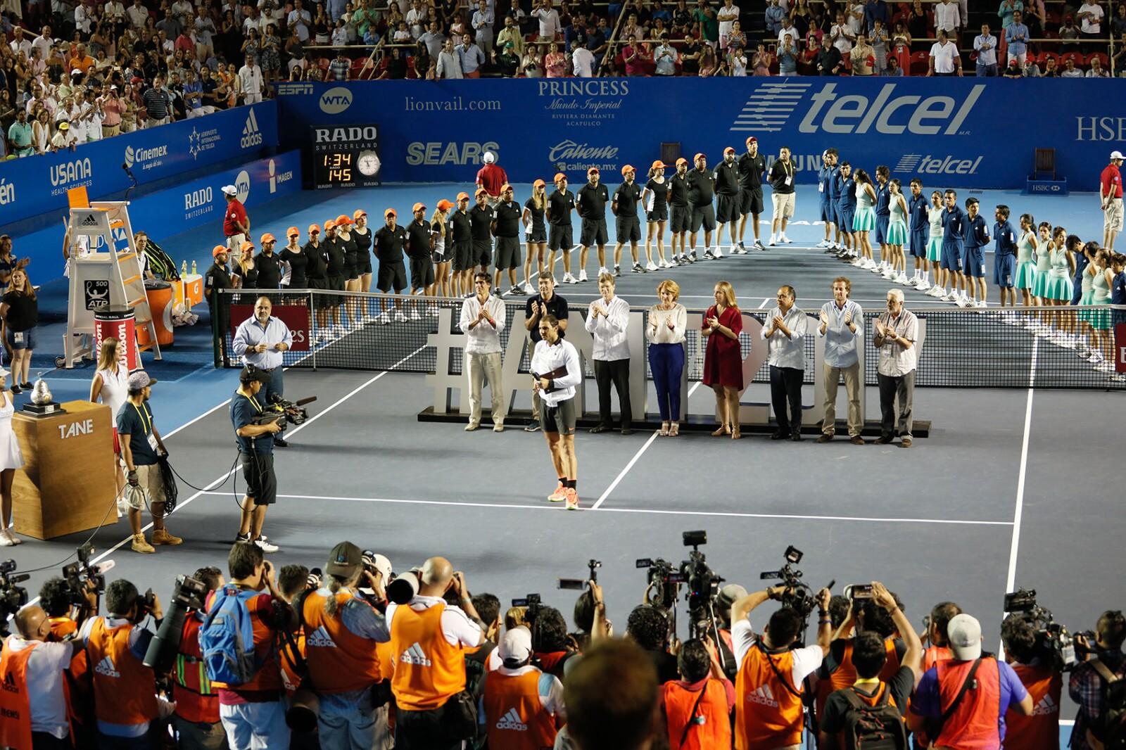 Final Abierto Mexicano de Tenis