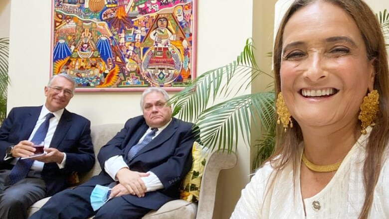 Armendáriz, Bremer y Salinas Pliego