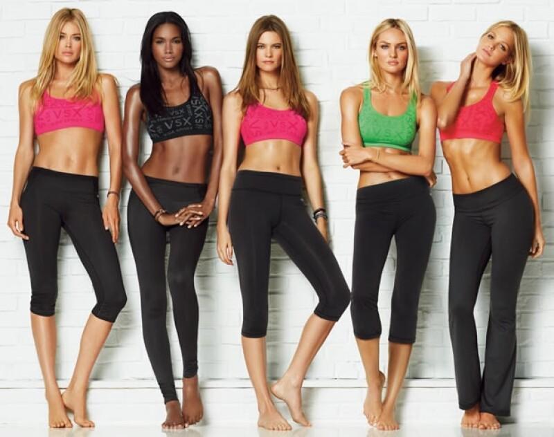 ¿Cómo consiguen su figura las modelos de Victoria´s Secret? Sin duda, ¡en el gimnasio! Te platicamos las rutinas de estas envidiables mujeres.