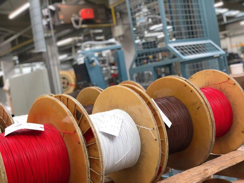 Manufactura de cable