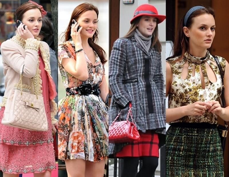 Se ha especulado que el personaje de Blair Waldorf está inspirado en Olivia Palermo.