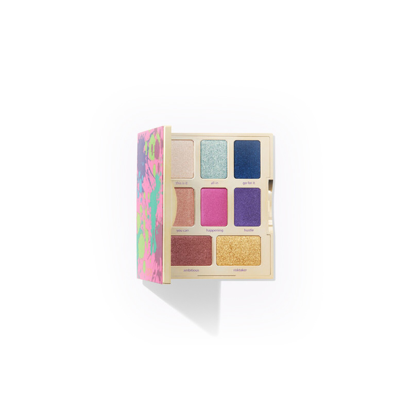 pride-makeup-maquillaje-glitter-color-rainbow-tarte