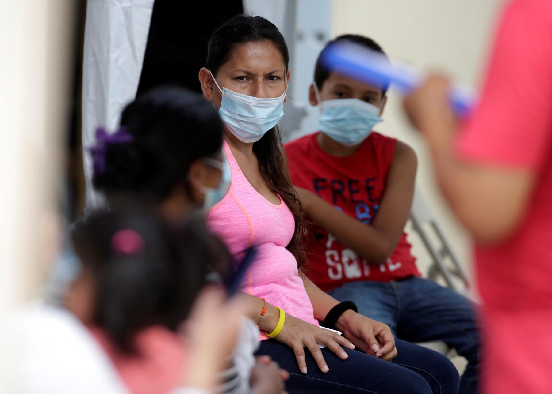 migrantes coronavirus mexico
