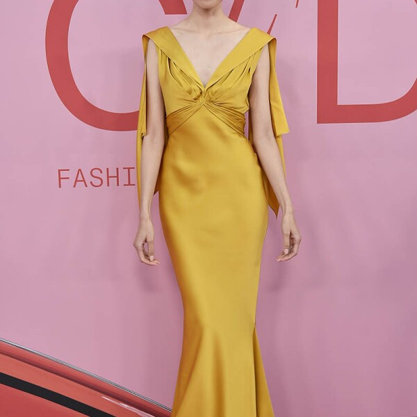 CFDA Fashion Awards, Arrivals, Brooklyn Museum, New York, USA - 03 Jun 2019