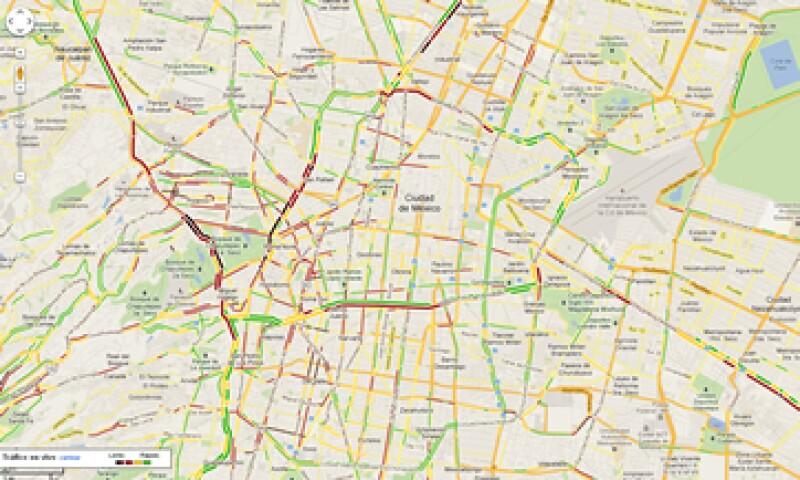 Para revisar las condiciones se debe visitar la página de Internet maps.google.com. (Foto: Tomada de Google Maps)