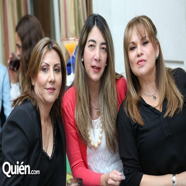 Martha Velarde,Laura Vidales,Lina Corrales