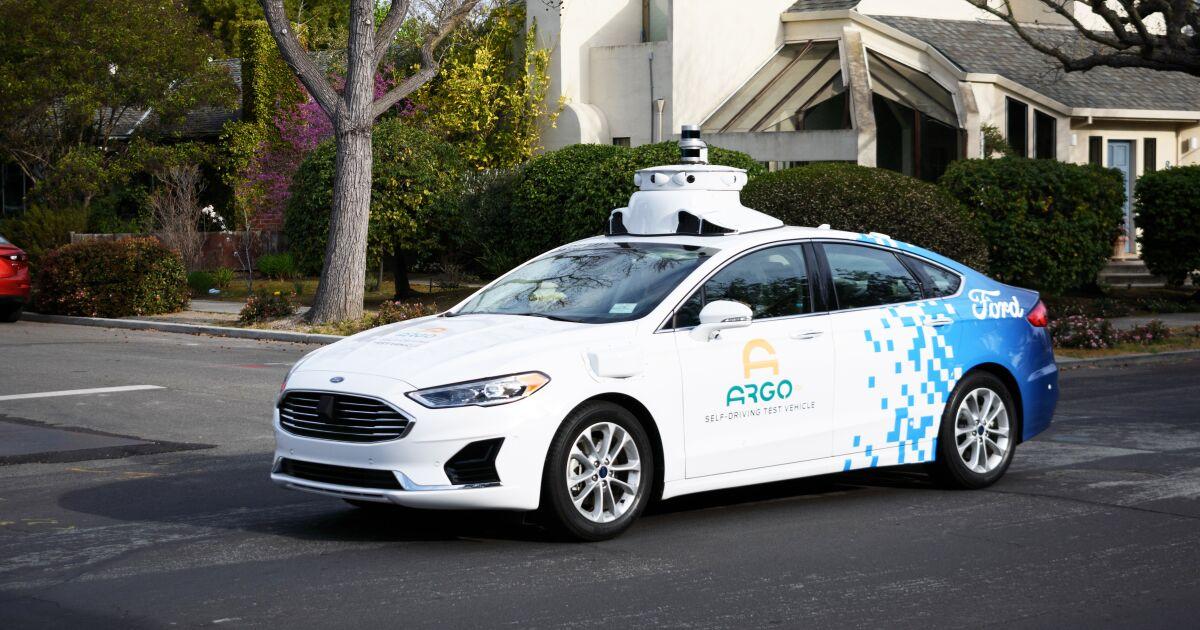 Ford y Walmart se alían para ofrecer entregas a domicilio en vehículos autónomos