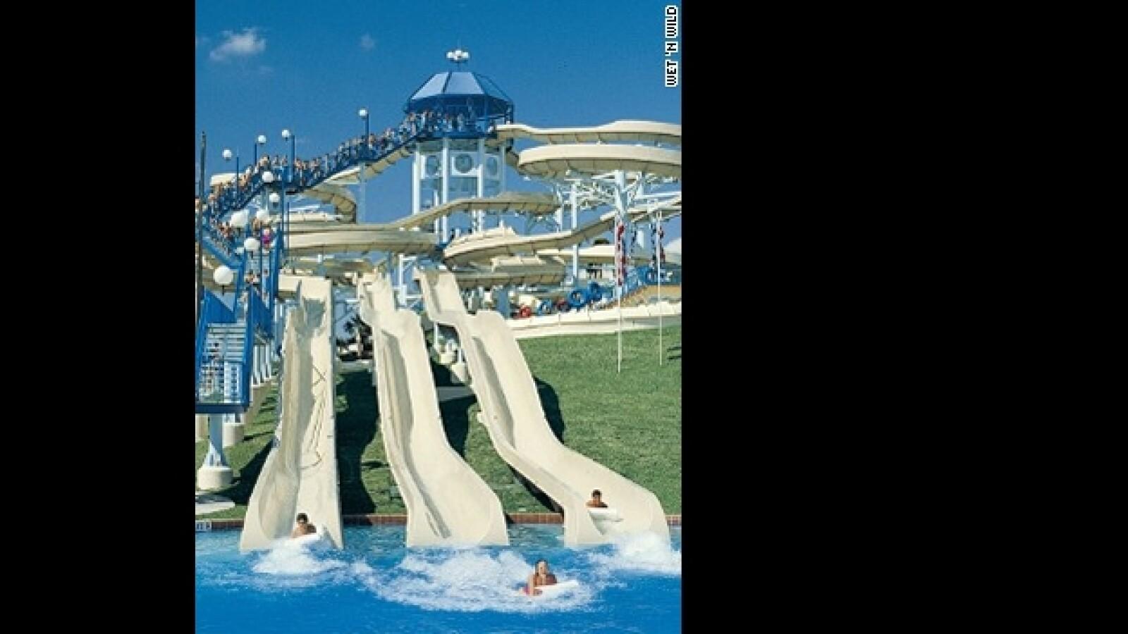 parque acuatico  Wet 'n Wild