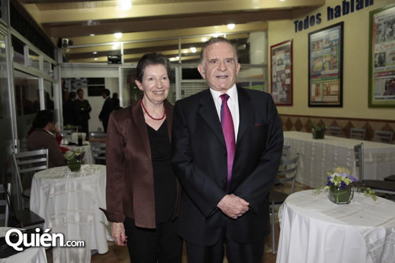 Michelle Rabner,Mario Rabner