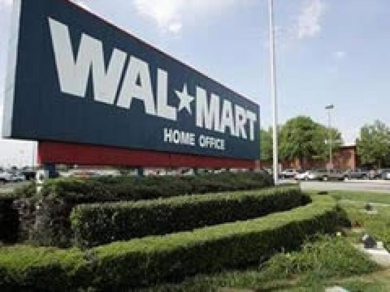 Wal-Mart busca crecer a pesar de la crisis mundial.(Foto: Archivo)
