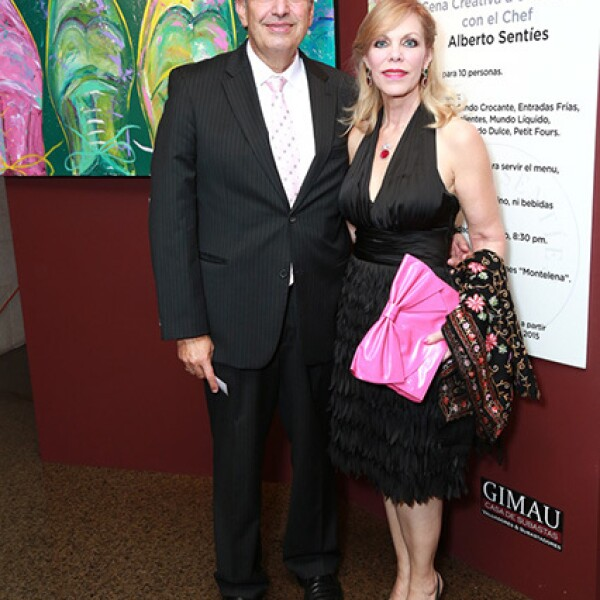 Juan Guadalupe Marcos y Patricia Rodríguez de Marcos