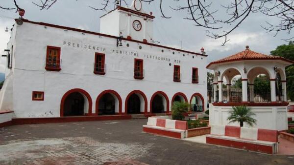 Pueblo M�gico de Tlayacapan, Morelos