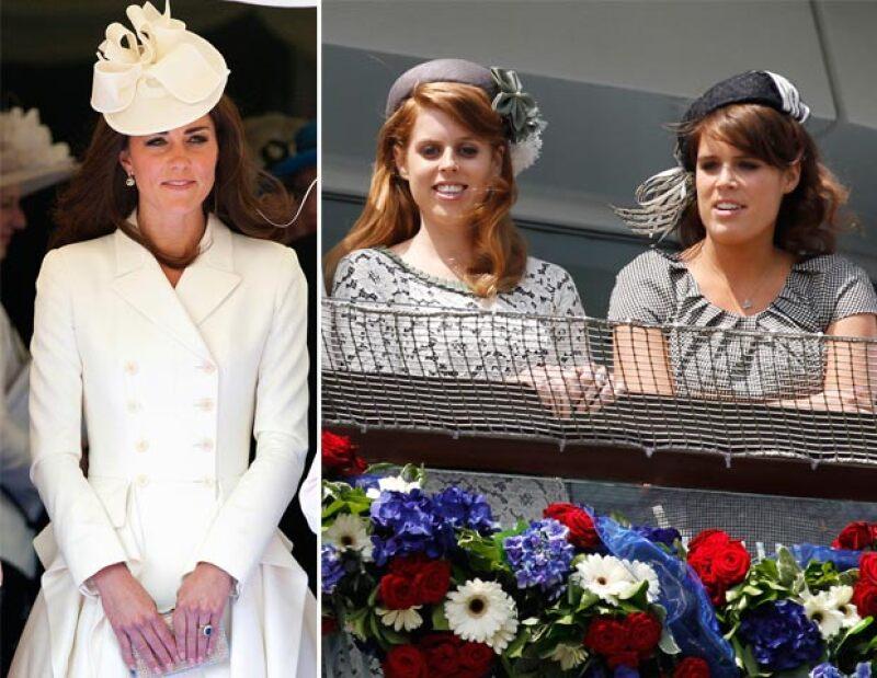 La reina Isabel ha actualizado la Orden de Precedencia en la Casa Real en relación al rol de Middleton y ha dejado claro que la duquesa de Cambridge debe rendir pleitesía a las princesas.