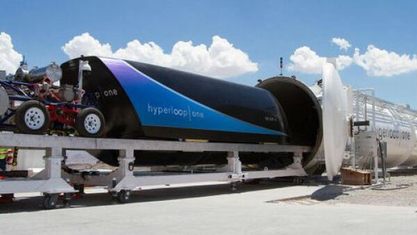 Hyperloop oficial