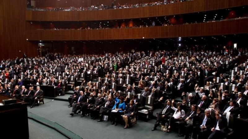 congreso de la union