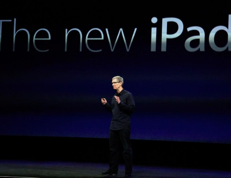 Los rumores apuntan a que la empresa de tecnología mostrará el modelo más reciente y más pequeño de la tableta.