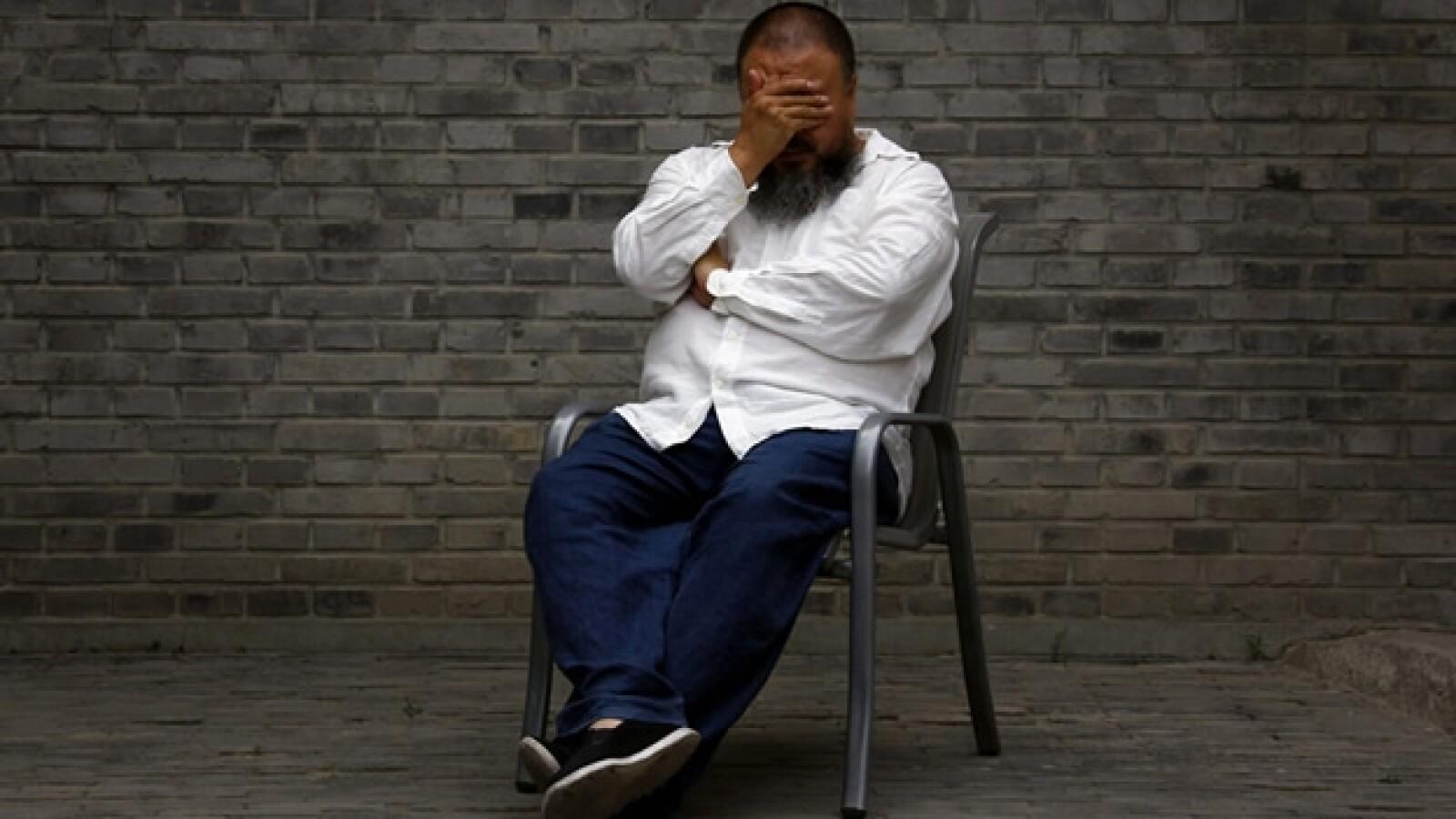 disidente chino, arquitecto